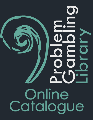 Problem gambling library online catalogue
