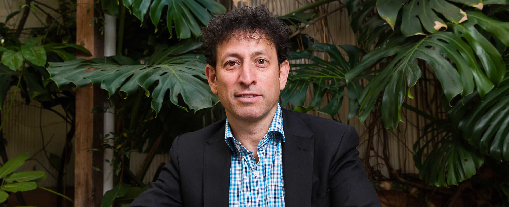 Professor Dan Lubman, photo: Paul Jeffers